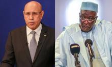 الرئيسان الموريتاني والمالي (المصدر: الانترنت)