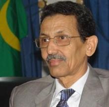 رئيس اللجنة المستقل للانتخابات محمد فال ولد بلال ـ (المصدر: الإنترنت)