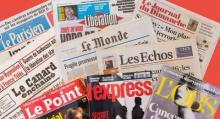 صحف فرنسية ـ (المصدر: الإنترنت)