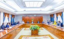 اجتماع مجلس الوزراء (تصوير و م أ)
