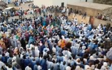 مهرجان بعثة الحزب في جيكني - المصدر (الصحراء)