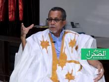 """رئيس حزب """"عادل"""" والوزير الأول الأسبق يحيى ولد أحمد الوقف - (المصدر: الصحراء)"""
