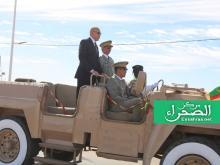 العرض العسكري المخلد للذكرى 59 للاستقلال الوطني - (المصدر: الصحراء)