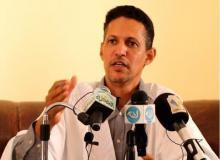 النائب محمد الامين ولد سيدي مولود ـ (أرشيف الصحراء)