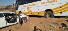 صورة من الحادث - (تواصل اجتماعي)