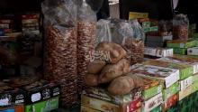 المستلزمات الرمضانية في سوق العاصمة ـ (المصدر: الصحراء)