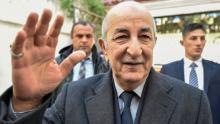 الرئيس الجزائري المنتخب عبد المجيد تبون (المصدر:BBC)