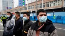 فريق من منظمة الصحة العالمية يزور مختبر ووهان ـ (المصدر: BBC)