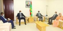 الوزير الأول يستقبل زعيم المعارضة ـ (المصدر: الإنترنت)