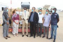 موريتانيا تستلم مساعدات طبية من آلمانيا ـ (المصدر: وما)