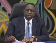 الرئيس السنغالي ماكي صال (المصدر: الإنترنت)