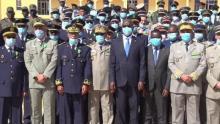 وزير الداخلية يوشح عددا من موظفي الوزارة ـ (المصدر: صفحة الوزارة)