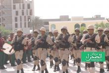 جانب من الاحتفالات المخلدة لليوم الوطني للشرطة ـ (المصدر: إرشيف الصحراء)