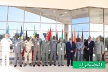 جانب من اجتماع قادة الساحل بقصر المؤتمرات ـ (الصحراء)