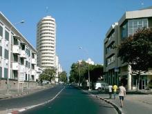 أحد شوارع العاصمة داكار - (المصدر: الإنترنت)