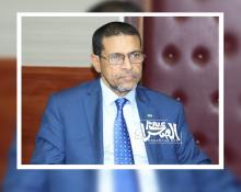 وزير الصحة محمد نذير ولد حامد -(أرشيف الصحراء)