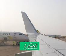 إحدى طائرات الموريتانية للطيران (المصدر: ارشيف الصحراء)
