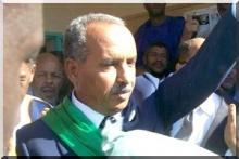 الشيخ ولد باية رئيس الجمعية الوطنية (انترنت)