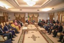 توقيع اتفاقيات بين موريتانيا والسنغال (المصدر: انترنت)