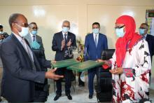 توقيع اتفاقية اتفاقية لتوفير تأمين صحي لصالح 100 ألف أسرة ـ (المصدر: الصحراء)