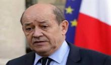 وزير الخارجية الفرنسي جان إيف لدريان (المصدر :انترنت)