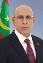 الرئيس محمد ولد الشيخ الغزواني (أنترنت)
