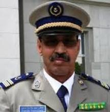مدير الأمن الوطني الفريق مسقارو ولد سيدي ـ (المصدر: الإنترنت)