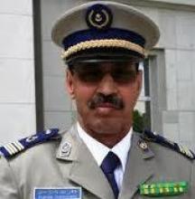 مدير الأمن الوطني الفقريق مسغارو ولد سيدي ـ (المصدر: الإنترنت)