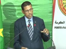 وزير الصحة محمد نذير ولد حامد - (المصدر: الإنترنت)