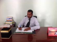 محمد الأمين شريف أحمد