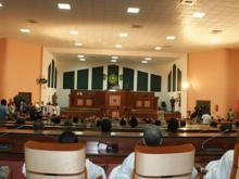 قاعة البرلمان الموريتاني (المصدر: الانترنت)