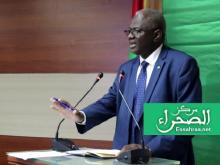 وزير التعليم العالي الناطق باسم الحكومة سيدي ولد سالم - (الصحراء)