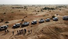 جنود من قوات حفظ السلام بمالي (المصدر: MINUSMA)