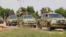 دورية للجيش النيجيري © رويترز