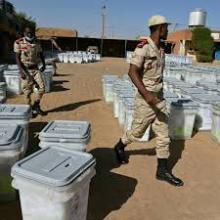 الانتخابات الرئاسية في النيجر © أ ف ب