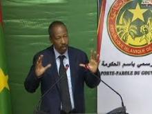 وزير العدل حيمود ولد رمظان (انترنت)