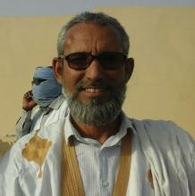 نائب رئيس حزب تواصل السالك سيدي محمود