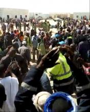 إضراب حمالة ميناء نواكشوط