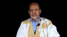 رئيس مبادرة معا للحد من حوادث السير محمد الامين الفاظل ـ (المصدر: الصحراء)