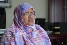 رئيسة جهة نواكشوط فاطمة بنت عبدالمالك - (المصدر: الصحراء)