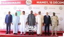 قادة مجموعة دول الساحل الخمس ـ (أرشيف الصحراء)