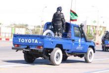 سيارة تابعة للدرك الوطني- أرشيف