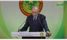 وزير العدل محمد محمود بن الشيخ عبد الله بن بيه (المصدر: الصحراء)