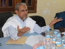 رئيس حزب تواصل محمد محمود ولد سيدي (ارشيف - انترنت)