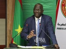 وزير التعليم العالي والبحث العلمي سيدي ولد سالم (أرشيف الصحراء)