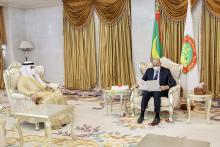 الرئيس الغزواني يستضيف وزير الخارجية الكويتي- المصدر (وما)