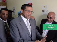 وزير الصحة محمد نذيرو ولد حامد - المصدر (الصحراء)