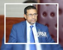 وزير الصحة الدكتور محمد نذير ولد حامد (ارشيف الصحراء)