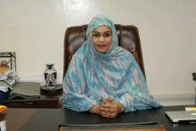 وزيرة الإسكان خديجة الشيخ بوكه