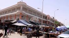 """سوق """"كبتال"""" أياما قبل عيدي الأضحى ـ (المصدر: الصحراء)"""
